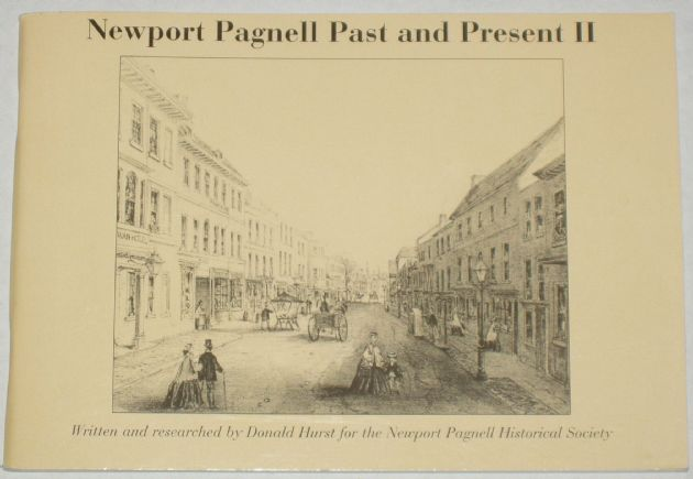 Newport Pagnell Past and Present II, by Don Hurst